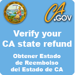 Verify California Return